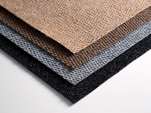 matrix-assorted carpet tiles